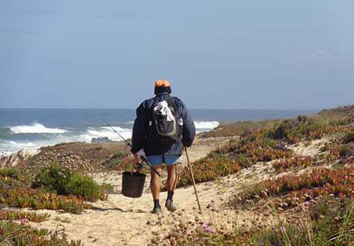Portugal wandelreis Rota Vicentina kust individuele trektocht 7 dgn